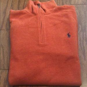 Men's Ralph Lauren Polo zip sweater